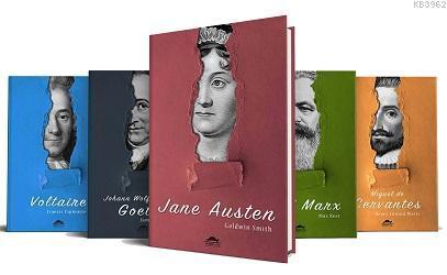 Maya Biyografi Seti 1 - 5 Kitap Takım