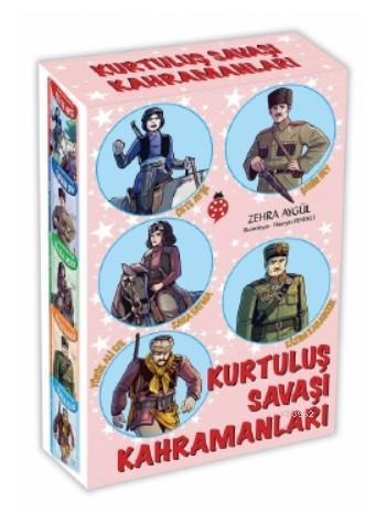 Kurtuluş Savaşı Kahramanları (5 Kitap)
