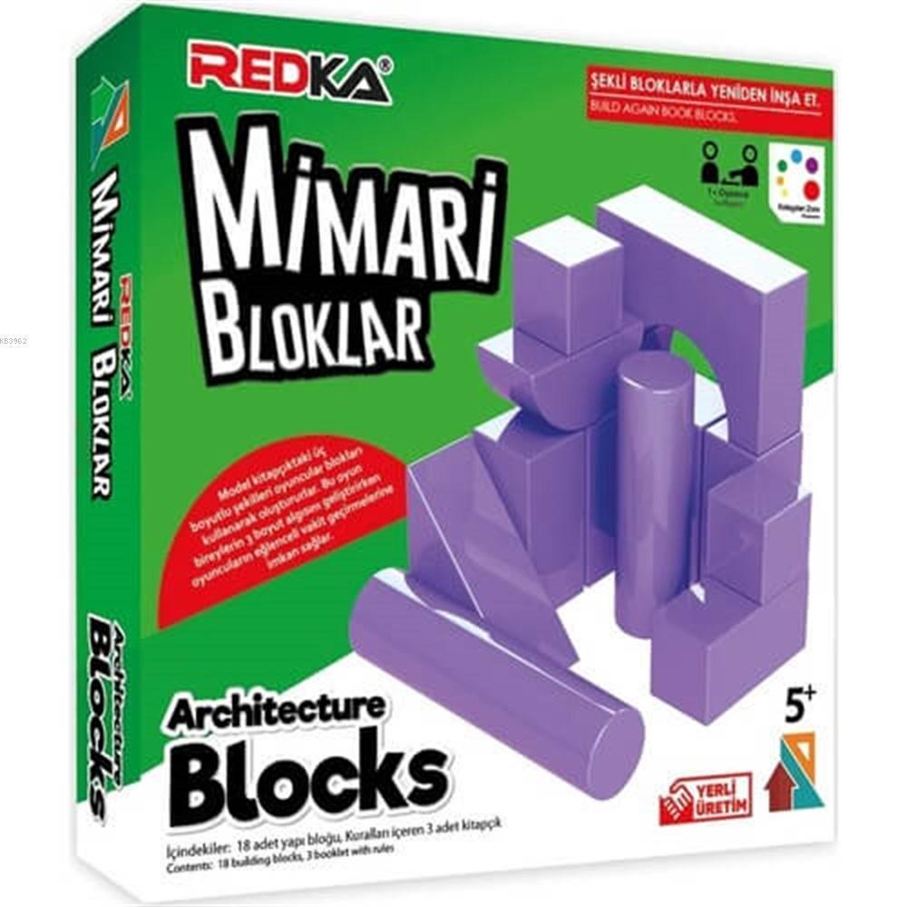 Redka Mimari Bloklar