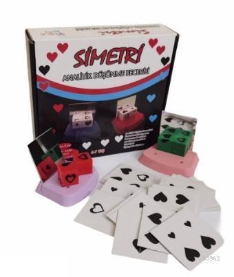 Simetri Oyunu (Analitik Düşünme Becerisi)