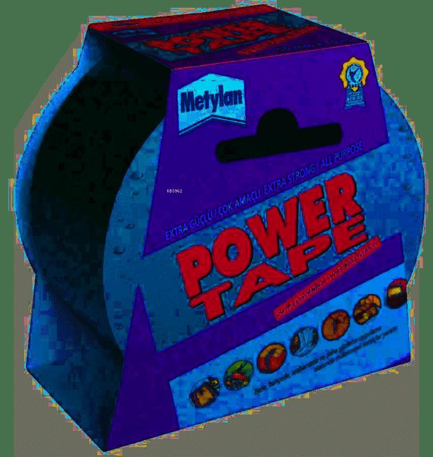 Pattex Power Tape Gri 50Mmx10M 1870313-1456377
