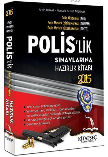 PMYO Polis`lik Sınavlarına Hazırlık Kitabı