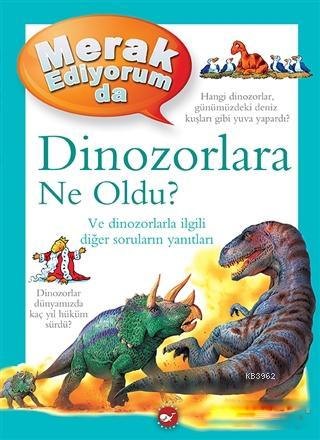 Merak Ediyorum da Dinozorlara Ne Oldu?