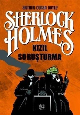 Kızıl Soruşturma - Sherlock Holmes