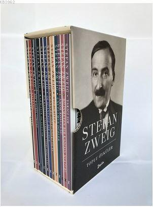 Zweig Seti Kutulu-13 Kitap Takım