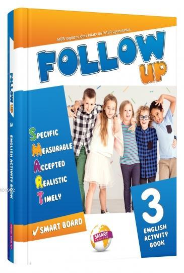 Follow Up 3 Englısh Actıvıty Book Smart Englısh