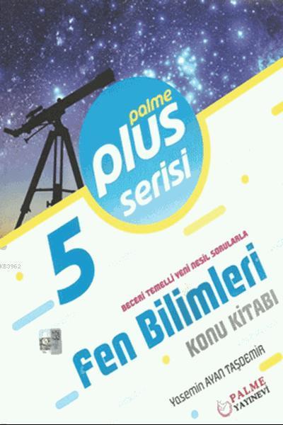 5.Sınıf Plus Serisi Fen Bilimleri Konu Kitabı