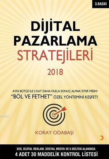 Dijital Pazarlama Stratejileri 2018