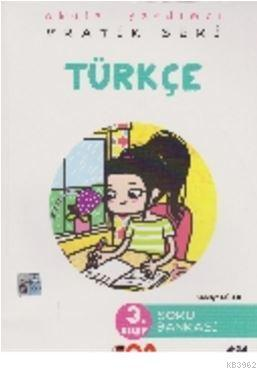3. Sınıf Pratik Seri Türkçe Soru Bankası