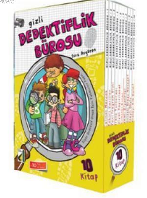 Gizli Dedektiflik Bürosu (10 Kitap Takım); 4. ve 6. Sınıflar İçin