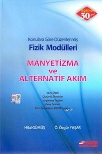 Fizik Modülleri Manyetizma ve Alternatif Akım