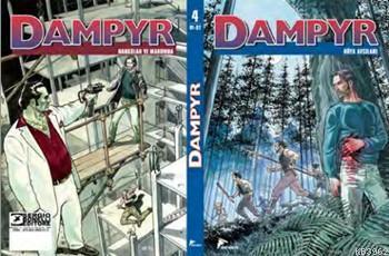 Dampyr Cilt 4: Rüya Avcıları - Narkolar ve Makumba