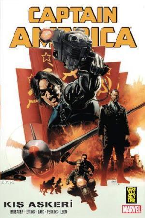 Captain America Kış Askeri Cilt 2