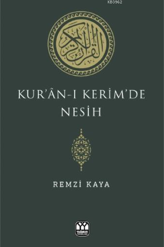 Kur'an-ı Kerim'de Nesih