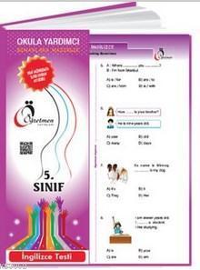 5. Sınıf İngilizce Yaprak Test