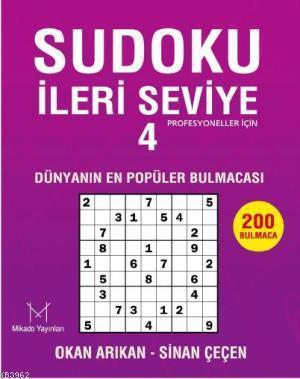 Sudoku; İleri Seviye 4