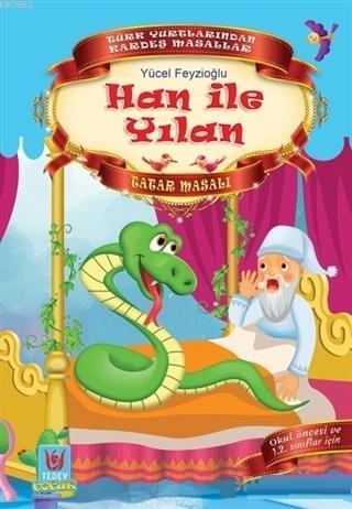 Han ile Yılan; Tatar Masalı