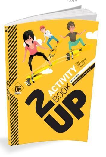 Speed Up Publishing Yayınları 2. Sınıf İngilizce Activity Book Up Speed Up Publishing