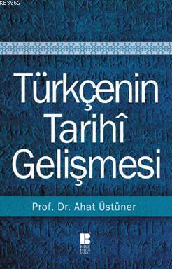 Türkçenin Tarihi Gelişmesi