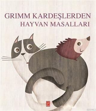 Grimm Kardeşlerden Hayvan Masalları