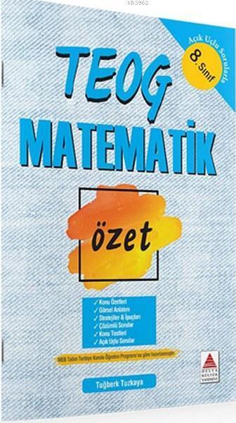 TEOG 8.Sınıf Matematik Özet