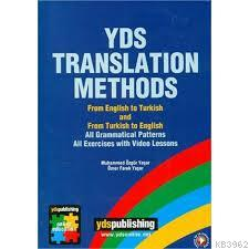 YDS Translatıon Methods