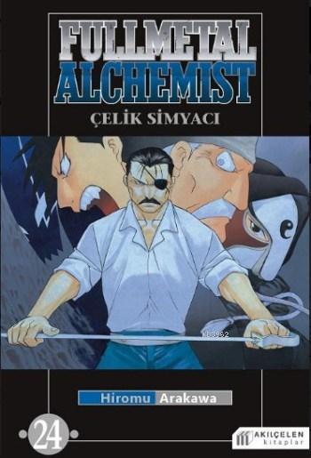 Fullmetal Alchemist - Çelik Simyacı 24