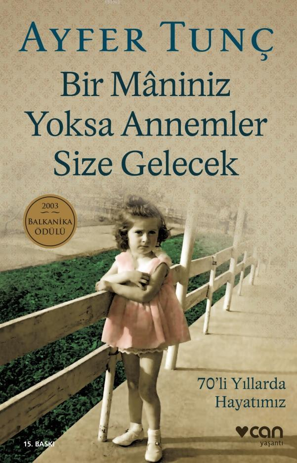 Bir Mâniniz Yoksa Annemler Size Gelecek; 2003 Balkanika Ödülü