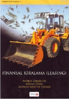Finansal Kiralama (Leasing )