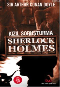 Sherlock Holmes - Kızıl Soruşturma (Cep Boy)
