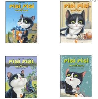 Pisi Pisi 4 Kitap Set