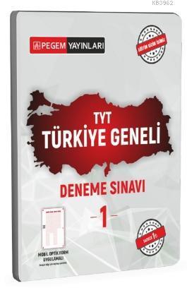 TYT Türkiye Geneli Deneme Sınavı 1