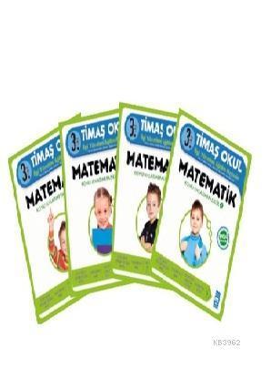 3. Sınıf Matematik Konu Anlatımı (4 Kitap Fasikül)
