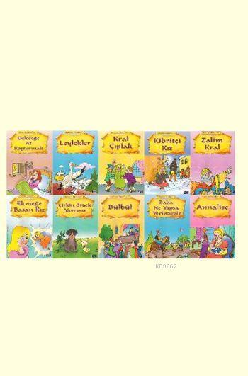 Andersen Masalları 10 Kitap