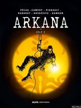Arkana (Cilt 1)