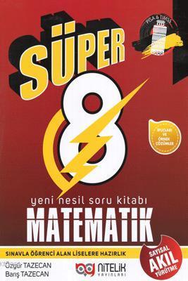 Süper 8 Matematik Sayısal Akıl Yürütme