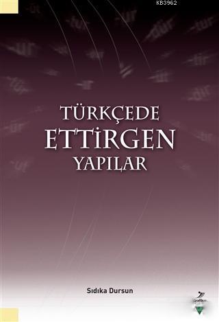 Türkçede Ettirgen Yapılar