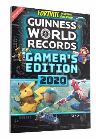 Guinness Gamers's Word Records 2020; Oyun Rekorlar Kitabı 2020