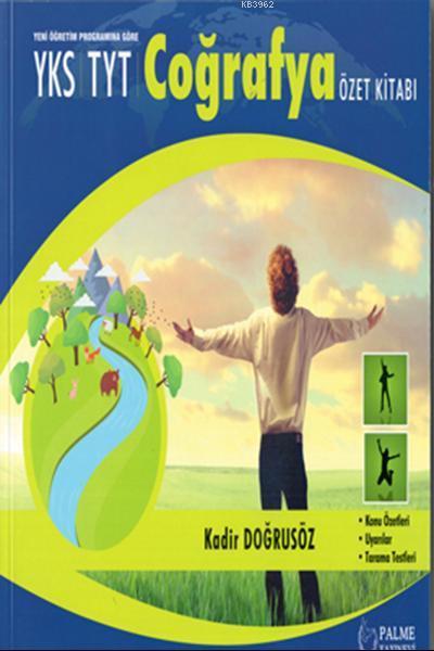 YKS TYT Coğrafya Özet Kitabı
