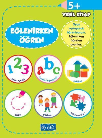 Eğlenirken Öğren Yeşil Kitap 5