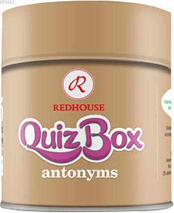 Quiz Box - Antonyms