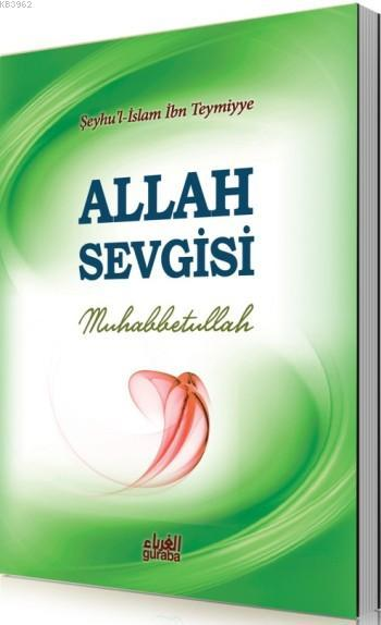 Allah Sevgisi; Muhabbetullah