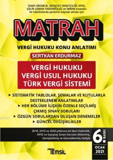 Matrah Konu Anlatımı Vergi Hukuku Vergi Usul Hukuku Türk Vergi Sistemi