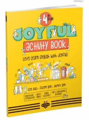 Arı Yayınları 4. Sınıf Joyful Activity Book Bee Publishing Arı