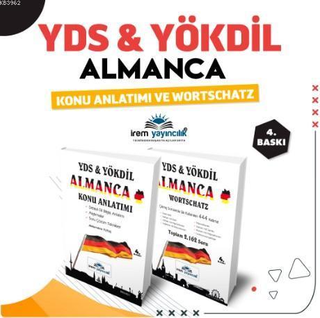 Yds - Yökdil Almanca Konu Anlatımı ve Wortschatz