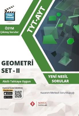 TYT AYT Geometri Set 2 Kazanım Merkezli Soru Kitapçığı