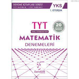 YKS 1.Oturum TYT Matematik Denemeleri