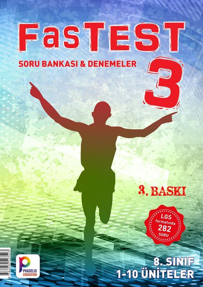 FasTEST 3 - Soru Bankası ve Denemeler