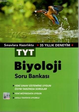 2019 YKS TYT Biyoloji Soru Bankası
