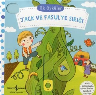 Jack ve Fasulye Sırığı - İlk Öyküler - Ciltli